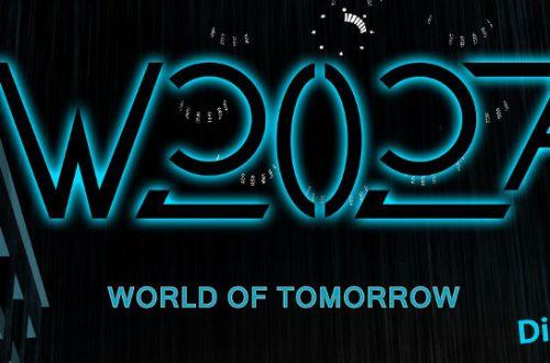 W2027 - WORLD OF TOMORROW
