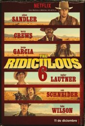 The Ridiculous Six_poster_INT_small