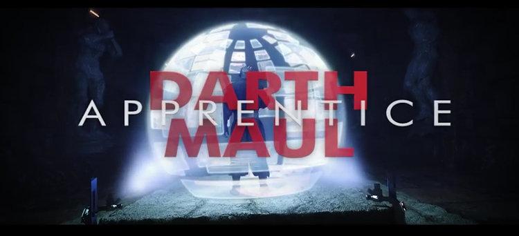 Darth Maul Apprentice_short film