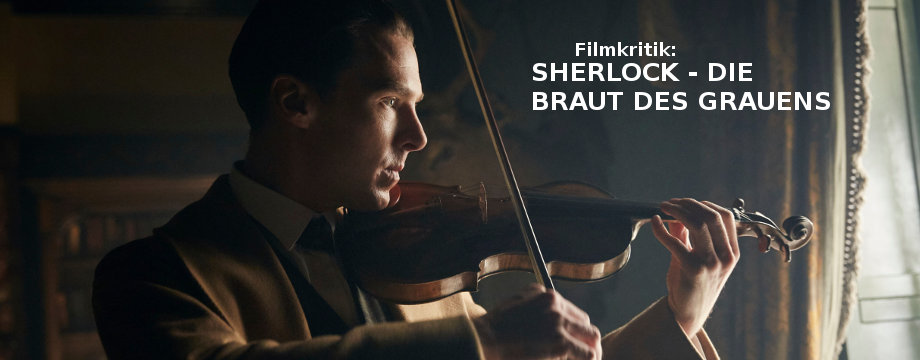 Sherlock - Braut des Grauens