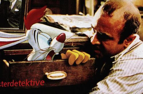 Humorvolle Meisterdetektive: Roger Rabbit