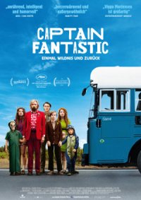 Captain Fantastic - Poster