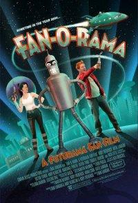 Fan-O-Rama ein Futurama-Fanfilm - poster