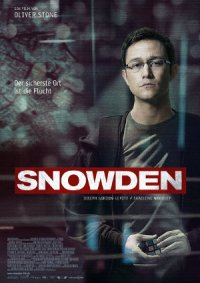 Snowden - Poster