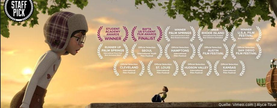 Soar - Short Film - Alyce Tzue