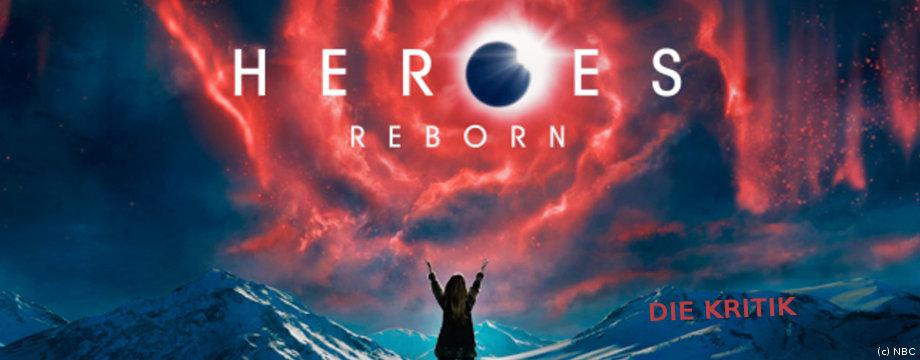 Heroes Reborn - Review