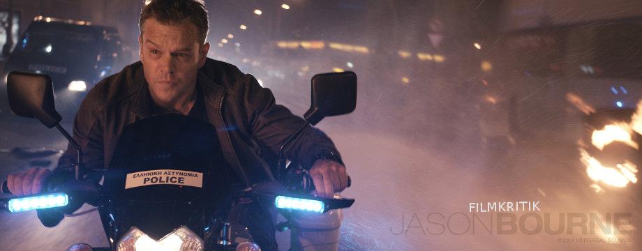 Jason Bourne - Filmkritik