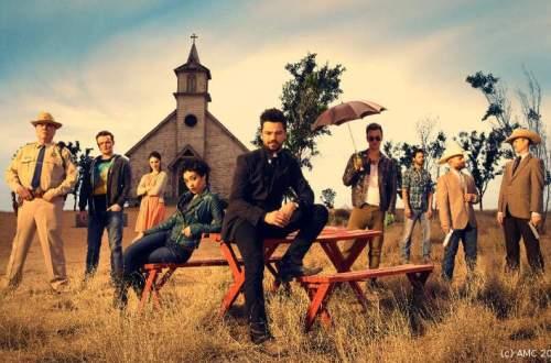 Preacher Cast Season 1