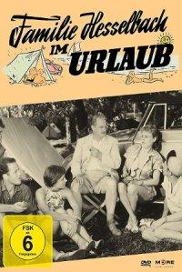 Familie Hesselbach im Urlaub - DVD-Cover