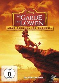 Die Garde des Löwen - DVD-Cover