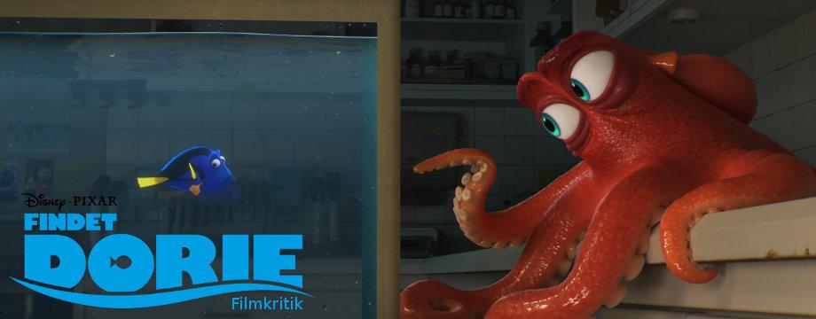 Findet Dorie - Filmkritik