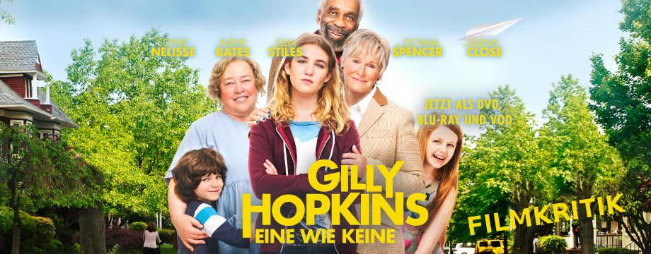 Gilly Hopkins - Filmkritik