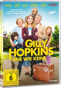 Gilly Hopkins - DVD-Cover