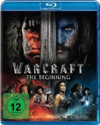 Warcraft the Beginning - Blu-Ray