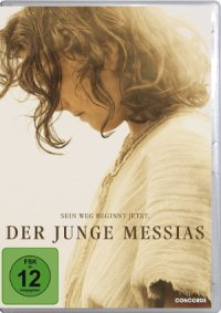 DER JUNGE MESSIAS - DVD-Cover