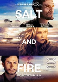 Salt and Fire - Poster