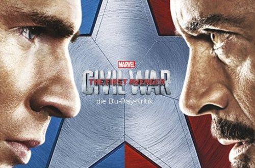 The First Avenger: Civil War - Filmkritik