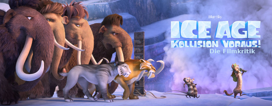 Ice Age 5 - Filmkritik