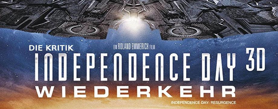 Independence Day Wiederkehr - Blu-Ray Kritik