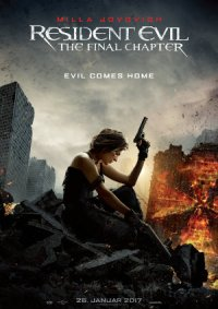 Resident Evil 6 - The Final Chapter - Poster