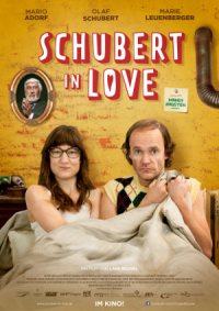 Schubert in Love - Poster