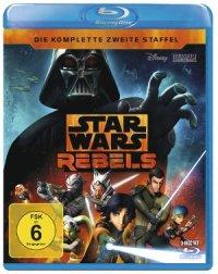 Star Wars Rebel - Staffel 2 - Blu-Ray-Cover