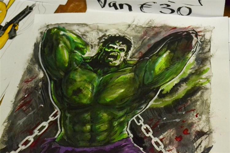 Weekend of Hell 2016 - Hulk
