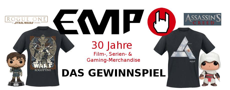30 Jahre EMP - Gewinnspiel
