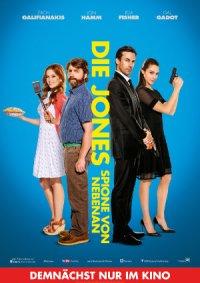 Die Jones - Poster