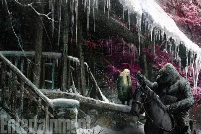 Planet der Affen Survival - Nova - Entertainment Weekley