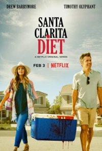 Santa Clarita Diet - Poster Netflix Original