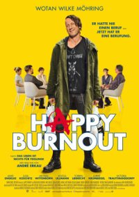 Happy Burnout - Poster