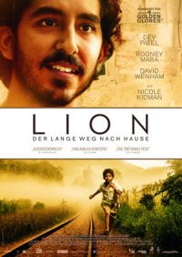 Lion - Der Lange Weg nach Hause - Poster