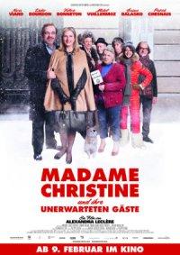 Madame Christine und ihre unerwarteten Gaeste - Poster