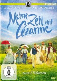 Meine Zeit mit Cezanne - DVD-Cover