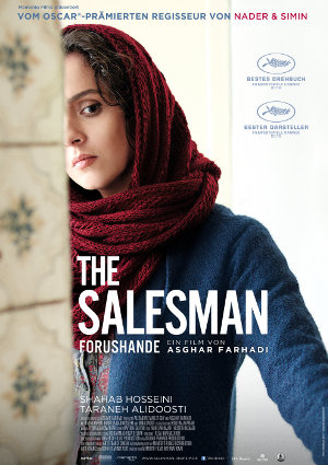 The Salesman - Poster