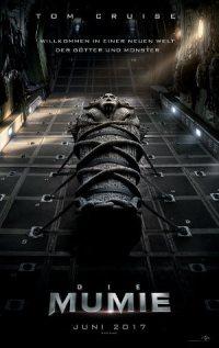 Die Mumie 2017 - poster
