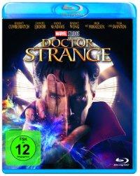 Doctor Strange - BD-cover