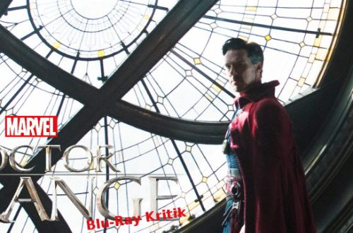 Doctor Strange - Blu-Ray Review