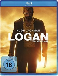 Logan - Blu-Ray Cover