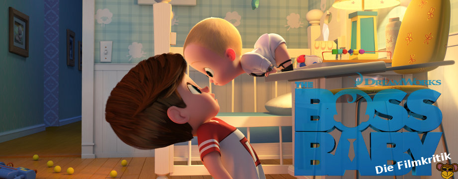 The boss baby - review
