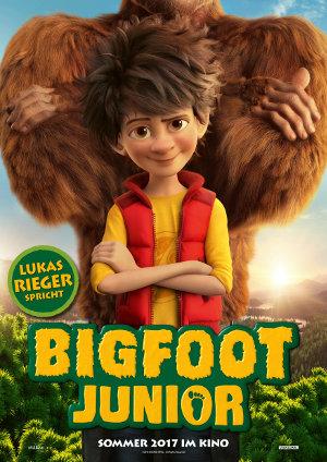 Bigfoot Junior - Poster