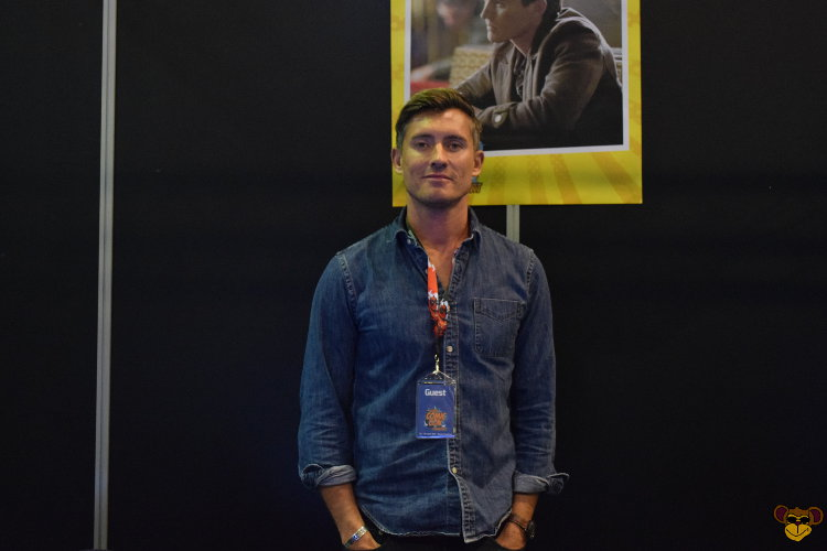 German Comic Con Frankfurt 2017 - Casper Zafer