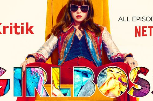 Girlboss on Netflix - review