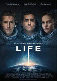 Life - 2017 - Poster