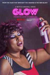 Glow - Poster