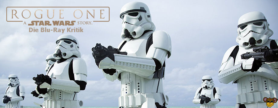 Rogue One - blu-ray Review