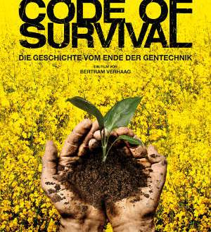 code of survival - poster