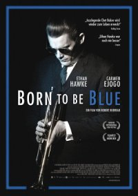 Born to be blue - Poster