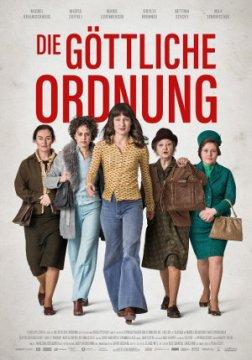 Die göttliche Ordnung - Poster | Ein Film über fünf starke Frauen